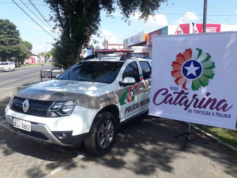 Rede Catarina de Proteção a Mulher atente 26 mulheres em Ituporanga e região