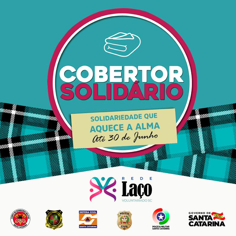 Regional de Educação de Ituporanga promove campanha para arrecadar cobertores
