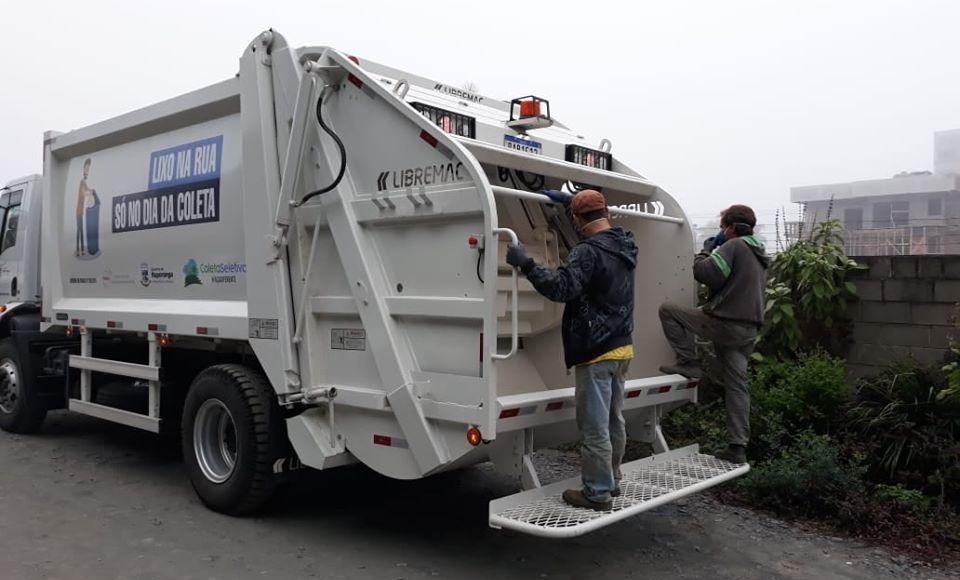 Reinicia coleta de lixo reciclável em Ituporanga