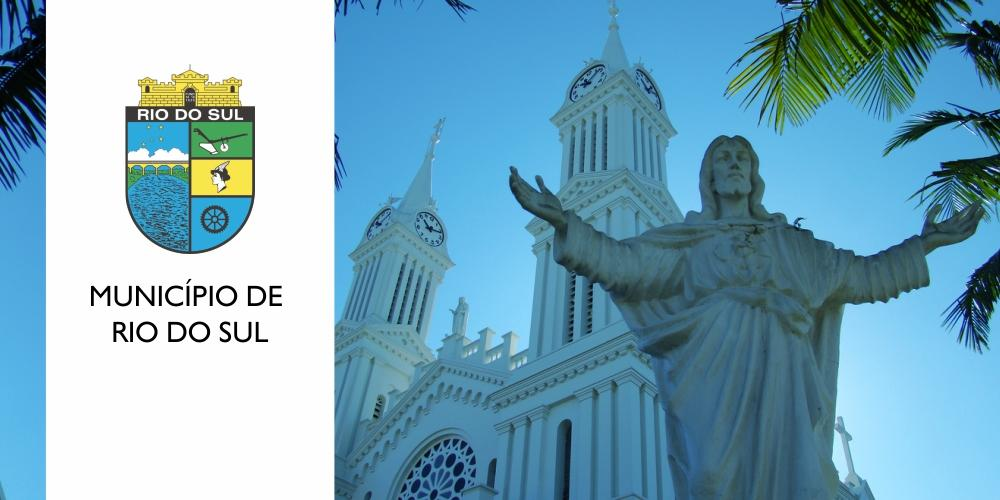 Rio do Sul comemora 88 anos de emancipação com programação especial nesse final de semana