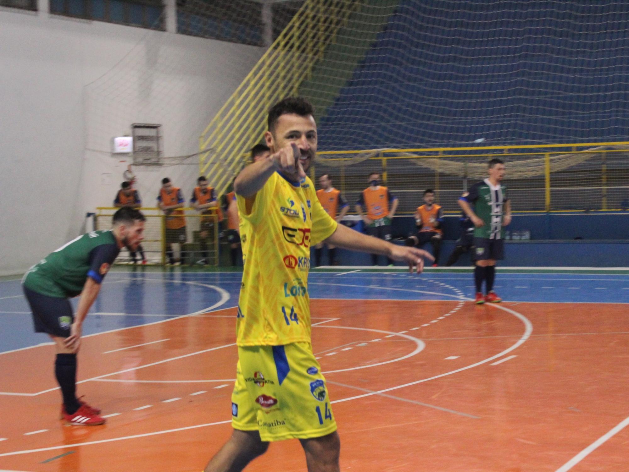 Rio do Sul Futsal se classifica para semifinal da Copa Catarinense