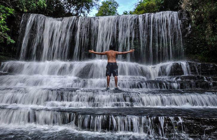 Rota das Cachoeiras é uma das opções de turismo em Bom Retiro