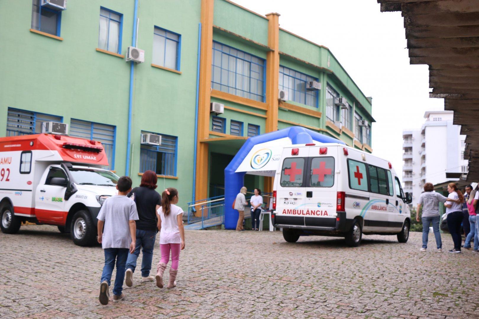 Sábado é dia de Mutirão de Saúde em Rio do Sul