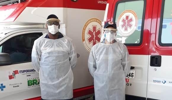SAMU de Ituporanga adota medidas para atendimentos durante período de pandemia do Covid-19