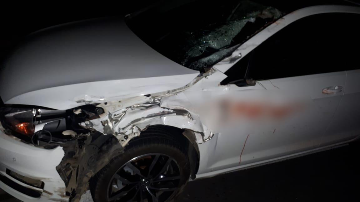 SC-350 registra dois acidentes graves em Ituporanga. Um homem morreu e outro ficou gravemente ferido