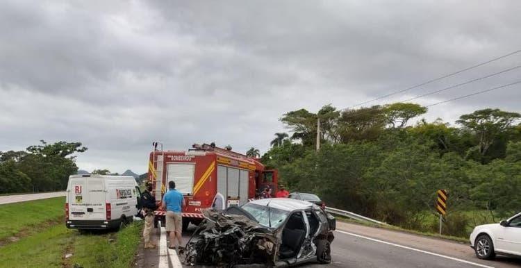 SC registra 8 mortes e mais de 140 acidentes nas estradas no feriadão