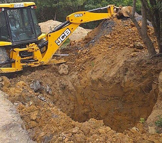 Secretaria de Agricultura continua com serviços para armazenagem de água em Ituporanga