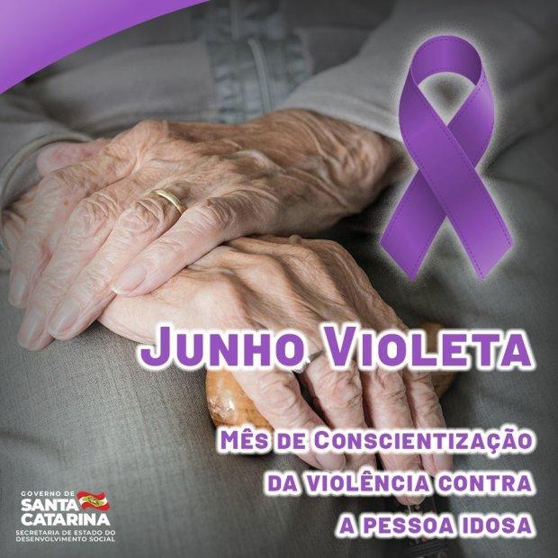 Secretaria de Desenvolvimento Social alerta para violência contra idosos