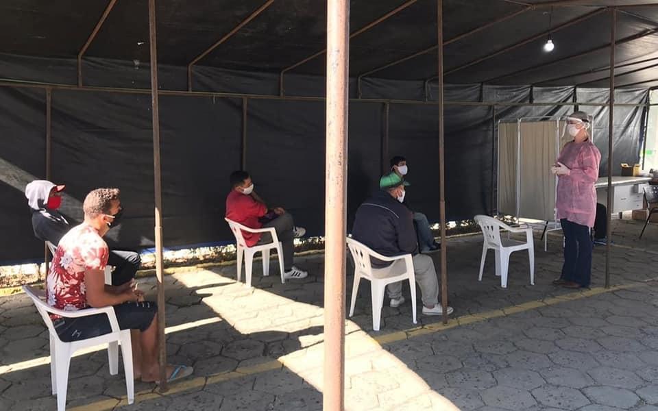 Secretaria de Saúde de Aurora inicia acompanhamento de trabalhadores rurais para evitar propagação do novo coronavírus
