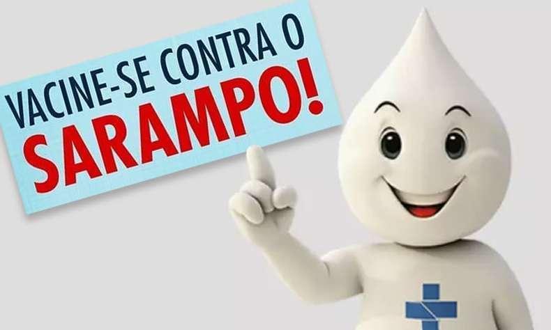 Secretaria de Saúde de Chapadão do Lageado se prepara para Dia D de vacinação contra o sarampo
