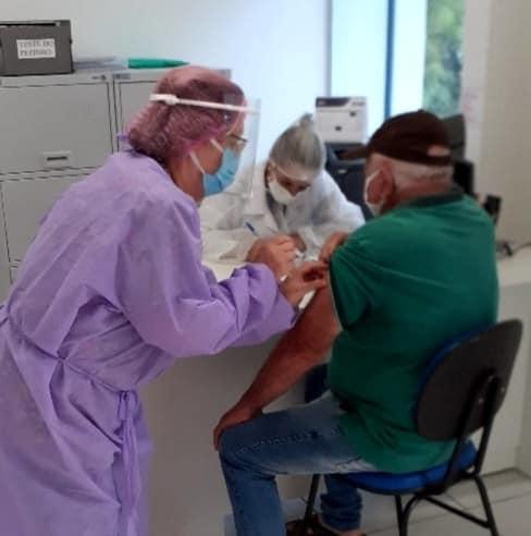 Segue nesta semana a Campanha de Vacinação contra a Influenza em Ituporanga