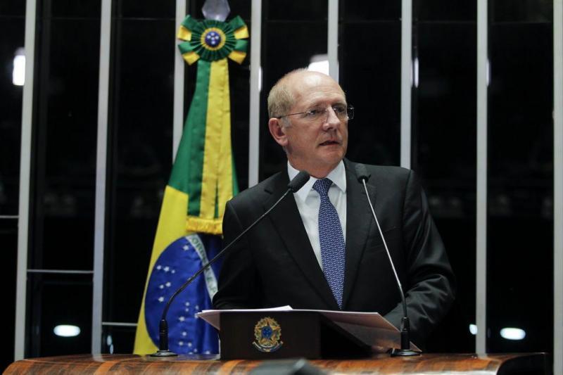 Senador Paulo Bauer é cogitado para assumir cargo no governo de Jair Bolsonaro
