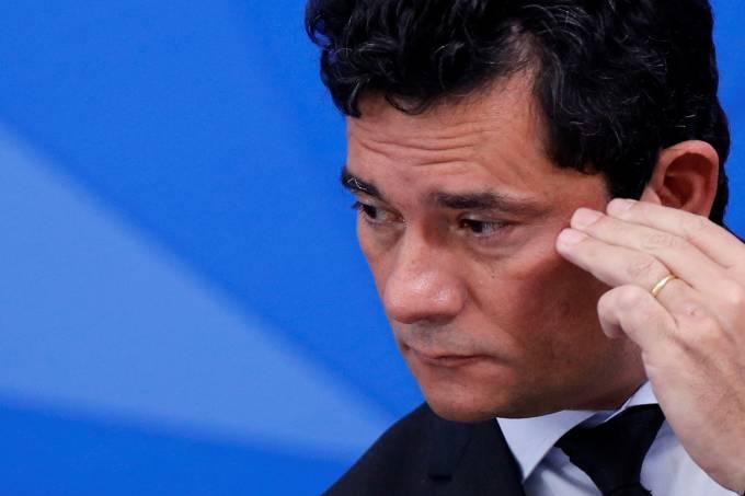 Sergio Moro anuncia demissão do governo Bolsonaro