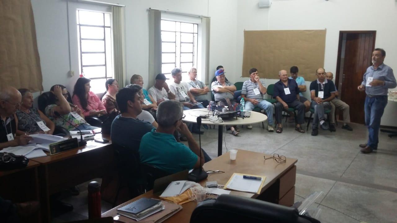 Sindicato dos Trabalhadores Rurais de Ituporanga sedia último encontro das Rodadas Microrregionais da Fetaesc
