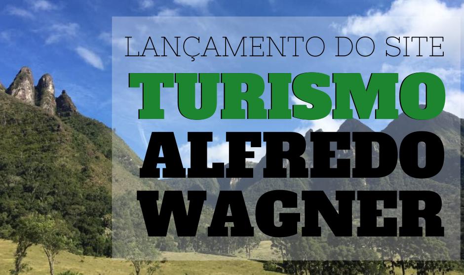 """Site """"Turismo Alfredo Wagner"""" será lançado na próxima semana"""