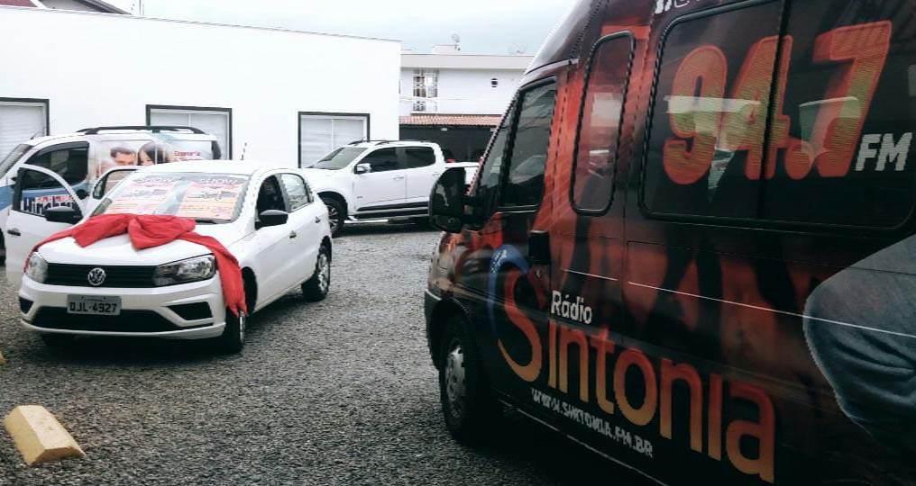 Sorteio do carro Zero Km encerra Show de Prêmios da CDL de Ituporanga