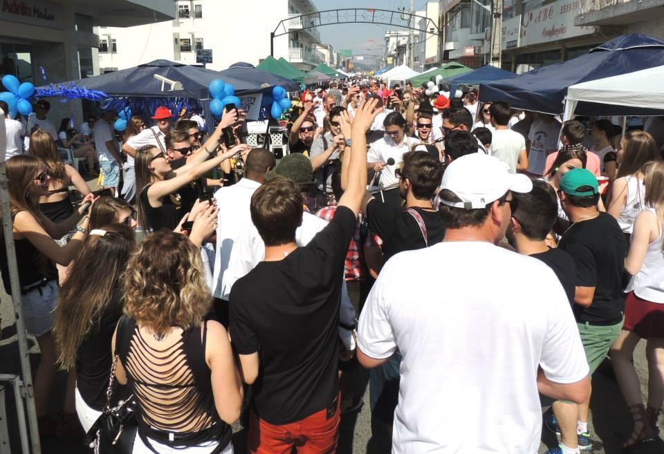 Stammtisch deve reunir mais de 1.500 pessoas domingo em Ituporanga