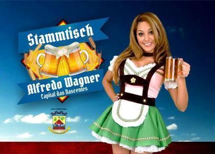 Stammtisch em Alfredo Wagner foi realizado no final de semana