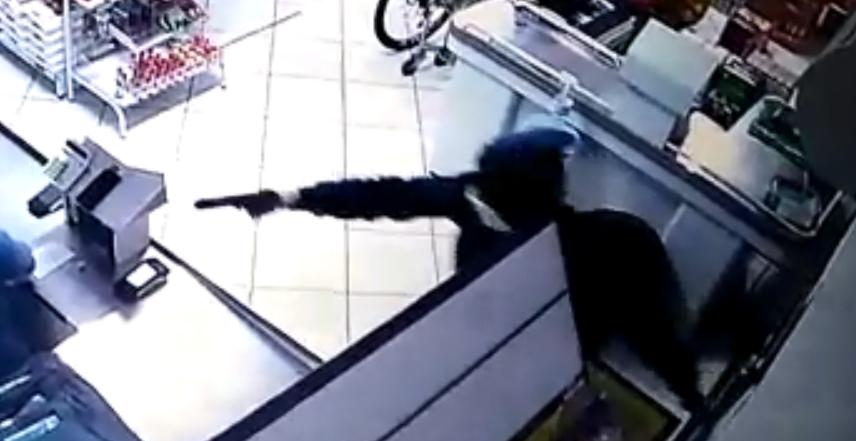 Supermercado é assaltado em Vidal Ramos