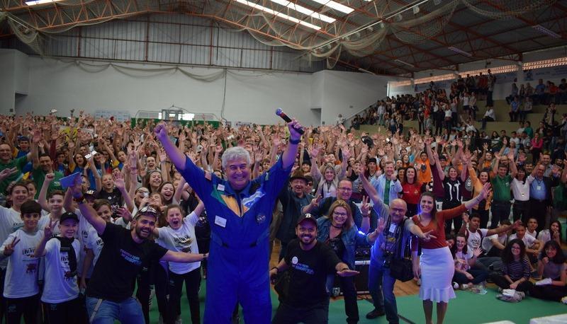Torneio de Robótica reúne cerca de 10 mil pessoas no Alto Vale