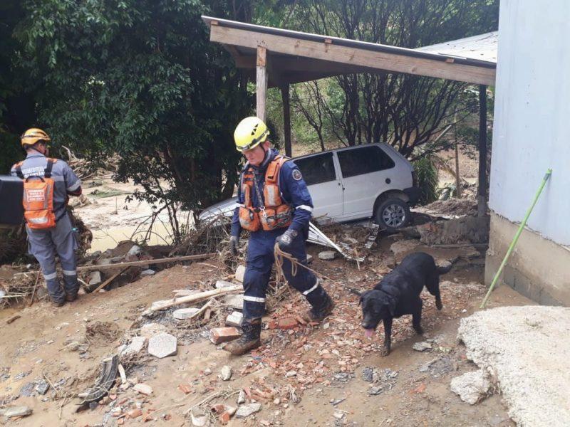 Tragédia no Alto Vale: número de mortes após enxurrada sobe para 17