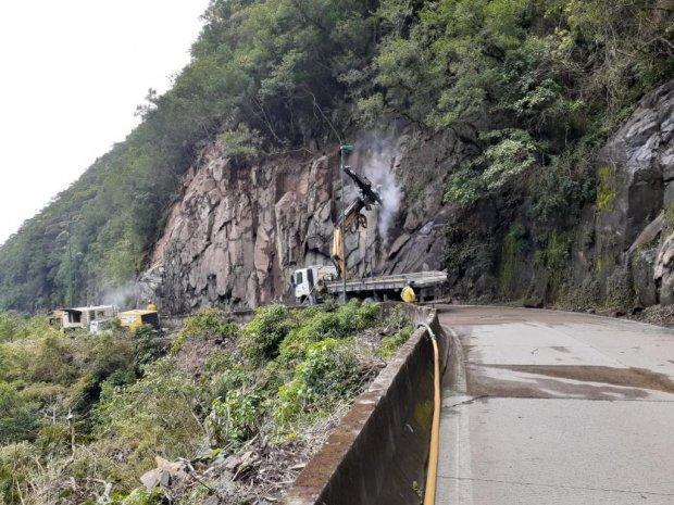Trânsito na Serra do Rio do Rastro sofrerá alterações nos meses de dezembro e janeiro