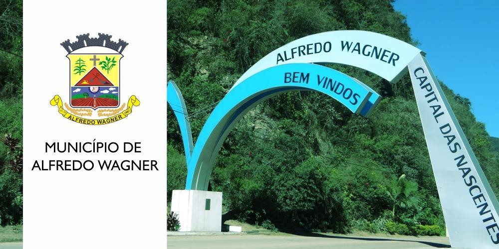 Trevo de acesso ao município de Alfredo Wagner recebe manutenção