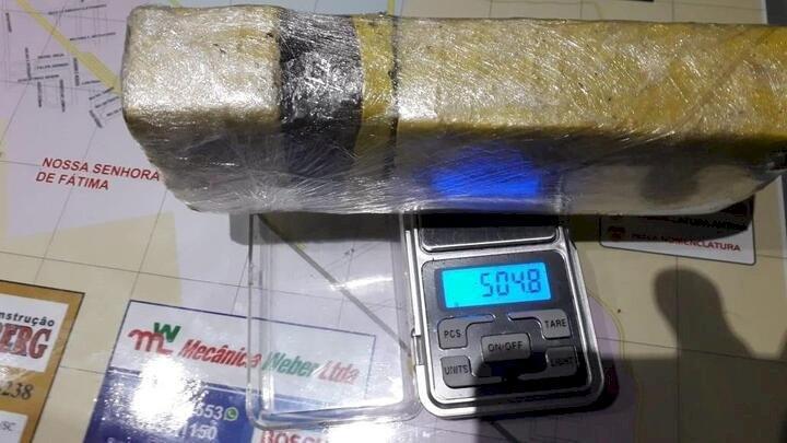 Trio é detido por tráfico de drogas em Ituporanga