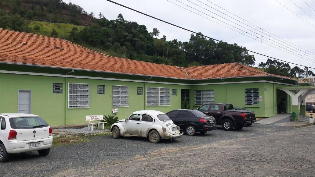 Unidade hospitalar de Alfredo Wagner passa por dedetização e estará fechada nesta segunda e terça-feira