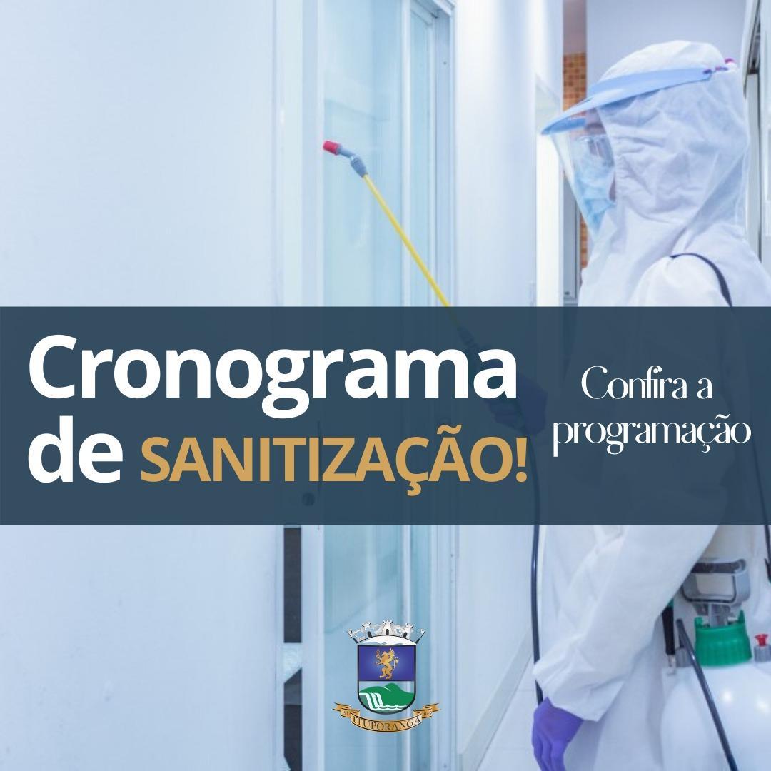Unidades de Saúde de Ituporanga passarão por desinfecção