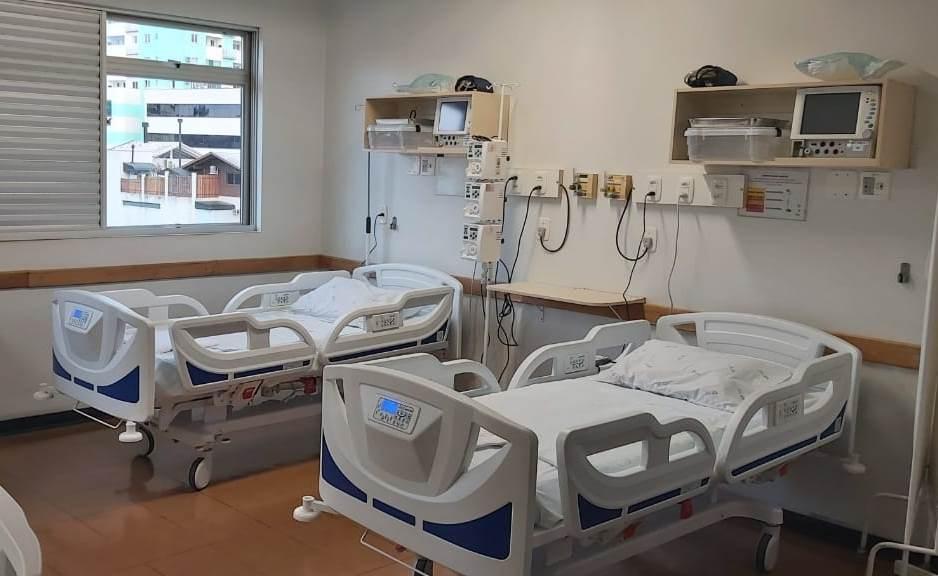 UTI do Hospital Regional de Rio do Sul é cadastrada no Ministério da Saúde