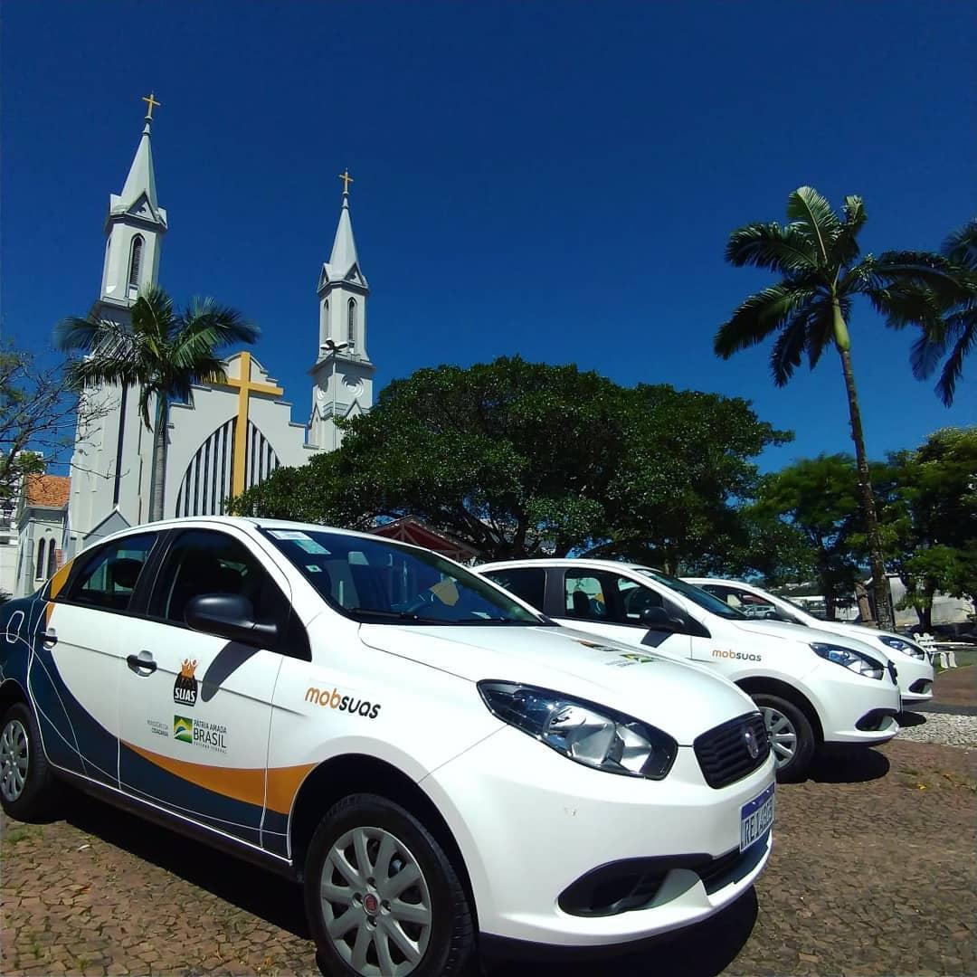 Veículos destinados a Apae e Assistência social são entregues em Ituporanga
