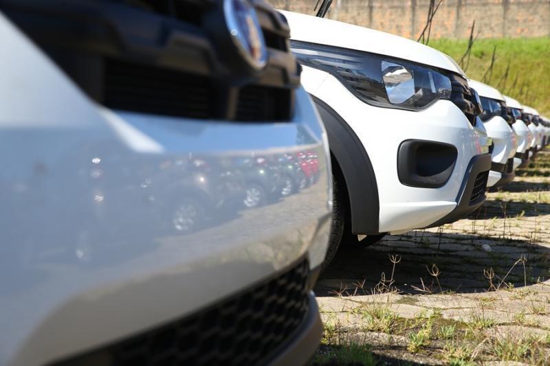 Vendas de veículos novos crescem 5,5% no semestre em Santa Catarina
