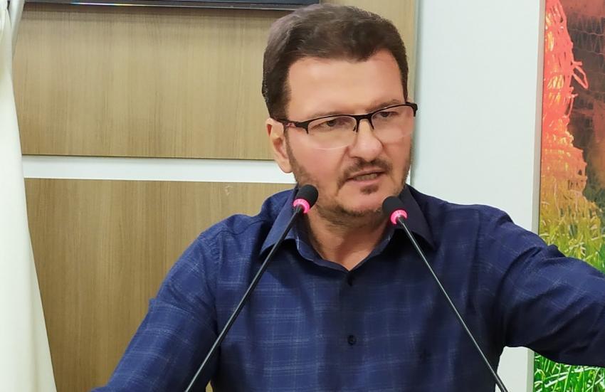 Vereador Marcelo Machado cobra explicações sobre construção da galeria do bairro Santo Antônio em Ituporanga