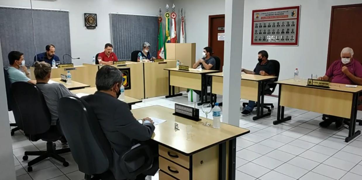 Vereadores de Alfredo Wagner reivindicam restabelecimento do serviço de telefonia móvel para localidades do interior