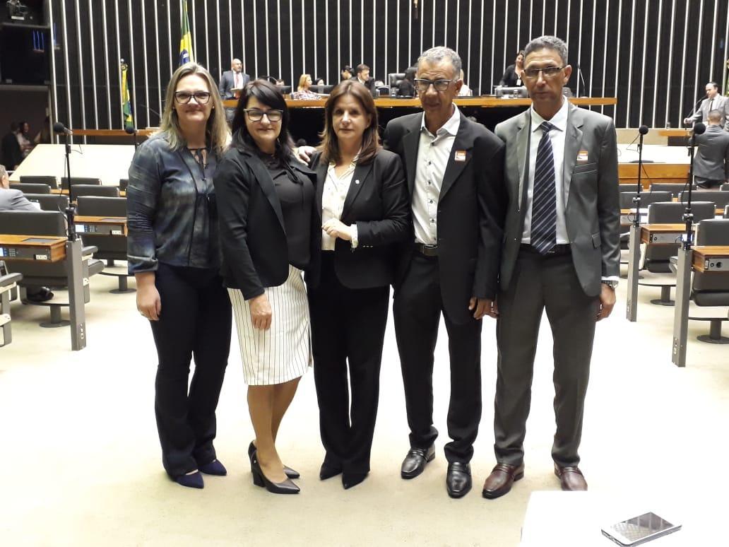Vereadores de Petrolândia participam de encontro da UVB e buscam recursos em Brasília