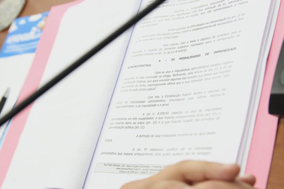 Vereadores de Rio do Sul rejeitaram denúncia para a abertura de Comissão Processante contra o prefeito José Thomé