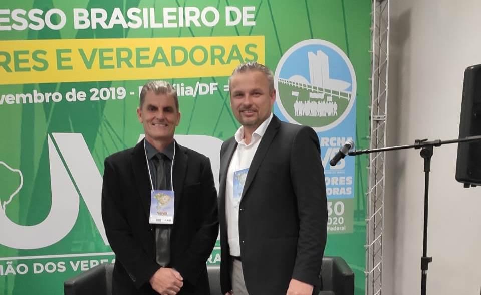 Vereadores de Vidal Ramos garantem mais de meio milhão de reais para o município