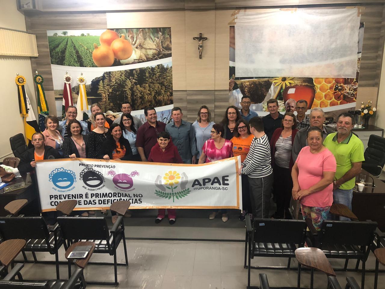 Vereadores instituem movimento Agosto Laranja em Petrolândia