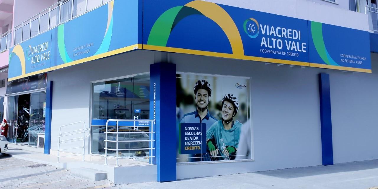 Viacredi Alto Vale inaugura novo Posto de Atendimento em Ituporanga
