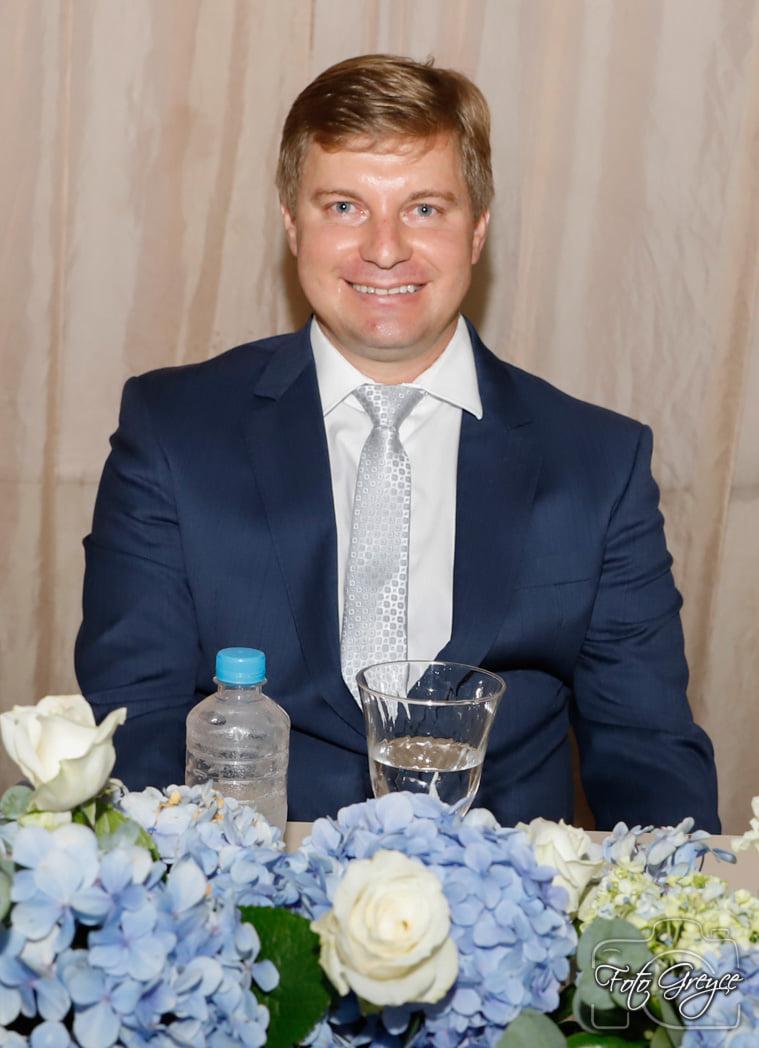Vice Prefeito de Alfredo Wagner Jaison Werlich, promete ser atuante junto com o prefeito do município
