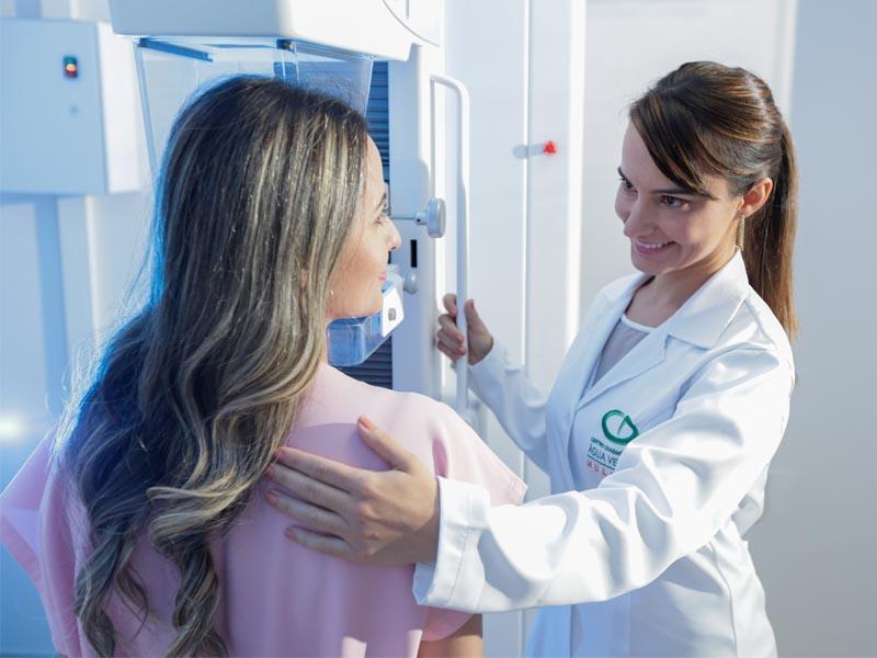 Vidal Ramos realiza no sábado (16), mutirão de exames preventivos de mamografia