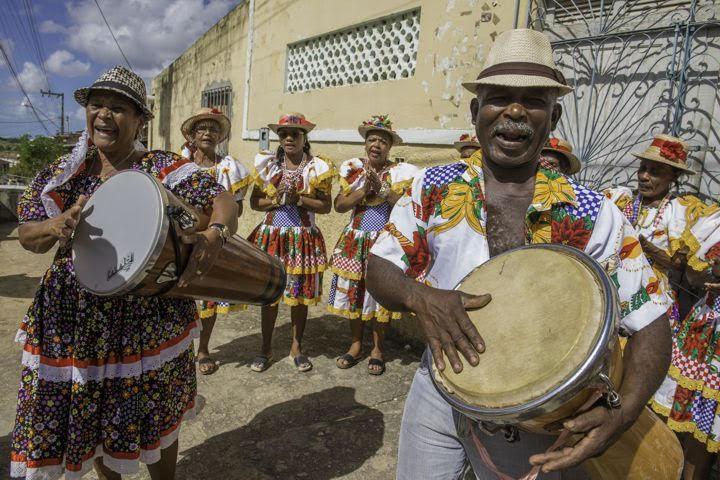 Vidal Ramos recebe ritmo do coco no 21º Sonora Brasil no Sesc Santa Catarina
