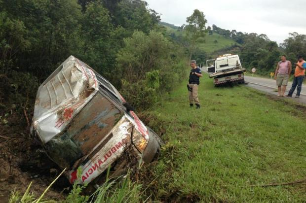 Viúvo será indenizado por morte da mulher em acidente com van que conduzia pacientes de Vidal Ramos