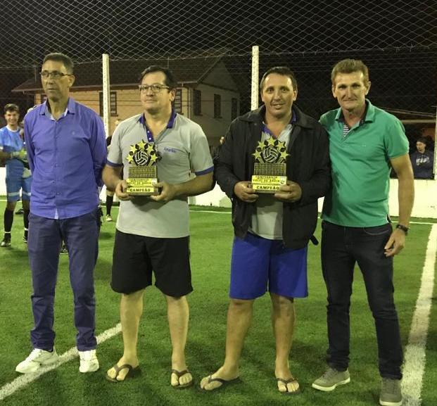 Djonatan e  Abreu campeões do Vôlei Masculino