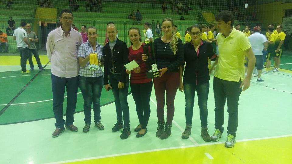 2º Lugar Futsal Feminino
