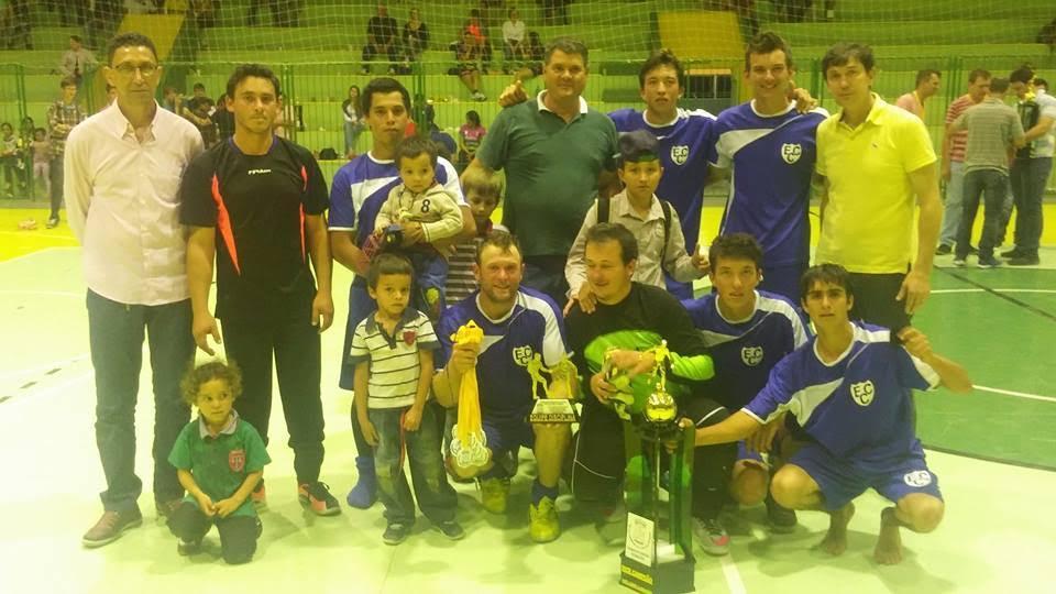 2º Lugar Futsal Livre - 1ª Divisão