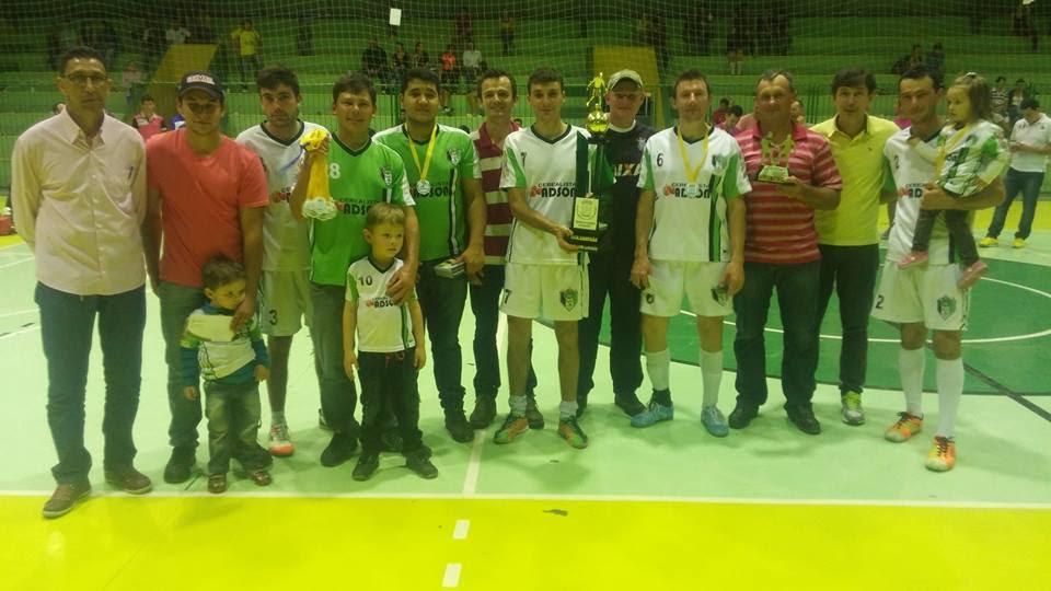 2º Lugar Futsal Livre - 2ª divisão