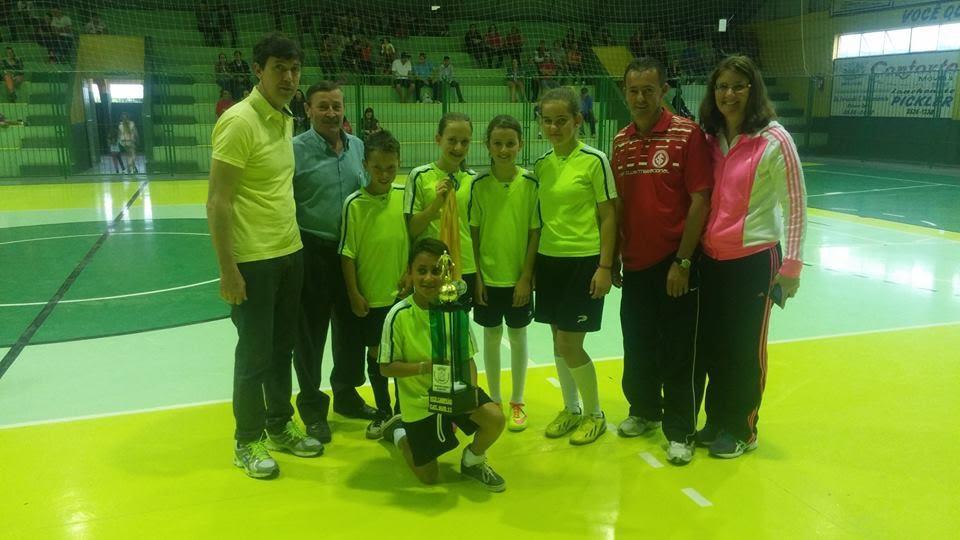 2º Lugar Futsal Sub-11