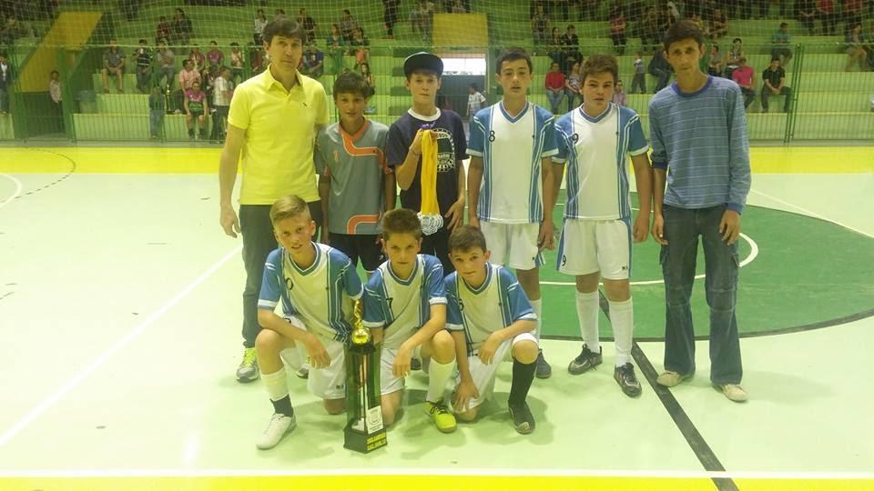 2º Lugar Futsal Sub-13